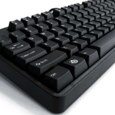 7G Professional Gaming Keyboard: 18-karat gold-plated mechanical switches