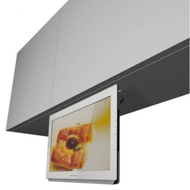 Kitchen HDTV Digital Cookbook Photo Frame
