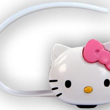 Hello Kitty Bluetooth Headset