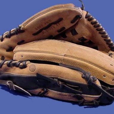 Mizuno Baseball Mitt Phone