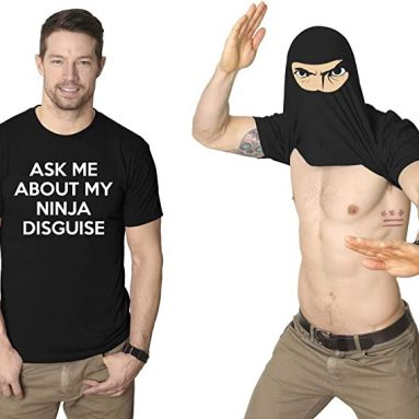 Ask Me About My Ninja Disguise