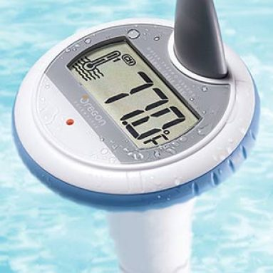 Floating Pool Thermometer