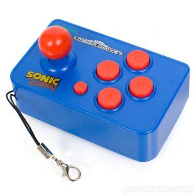 Sega Arcade Nano Keychain