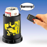 Remote control beer pager