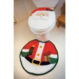 Santa Bath Set