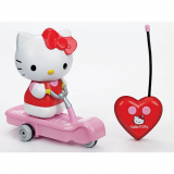 Hello Kitty Radio Control Scooter