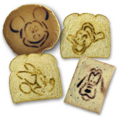 Mickey & Friends 2 Slice Toaster