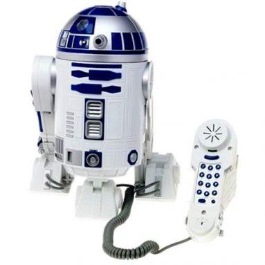 R2 D2 Telephone