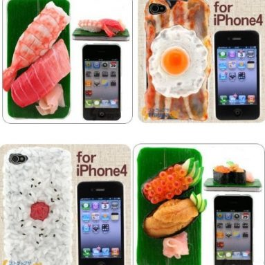 Japanese Food iPhone 4 Cover