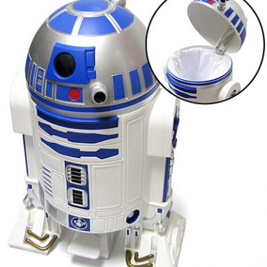 Star Wars R2-D2 Trashcan
