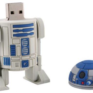 R2-D2 USB Flash Drive