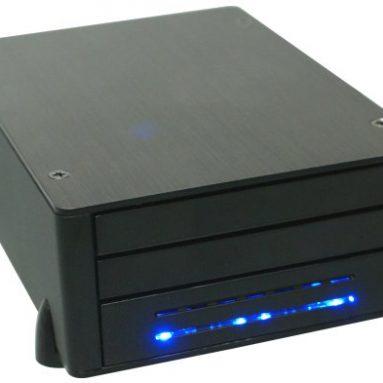 Worldwide smallest data storage