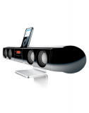 Stereo with AM/FM & Universal Dock for iPod