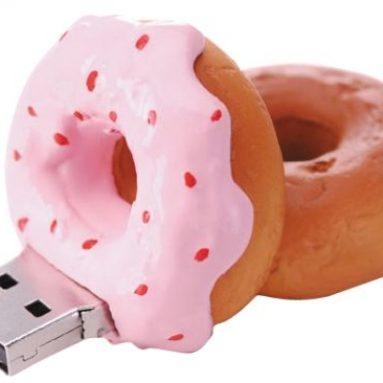 USB memory doughnut