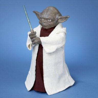 Star Wars Yoda Christmas Tree Topper