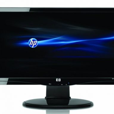 HP 20-Inch Diagonal LCD Monitor