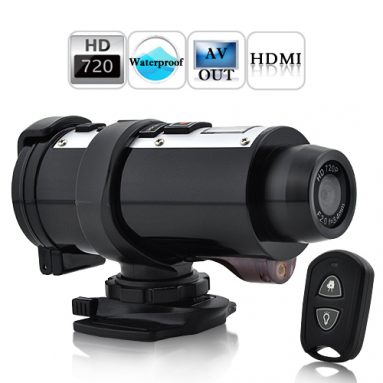 Waterproof 720P HD Sports Action Video Camera