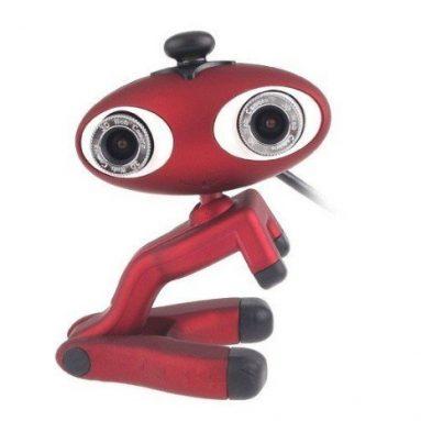 USB 2.0 3D 2D Webcam Skype MSN Video Chat Web Cam