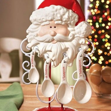 7 Christmas decorations for kitchen