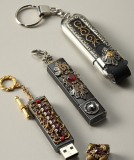 Embellished Flash Drives